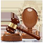 Ведение дел в судах