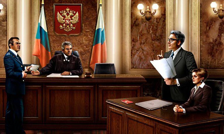 защита интьересоов в суде