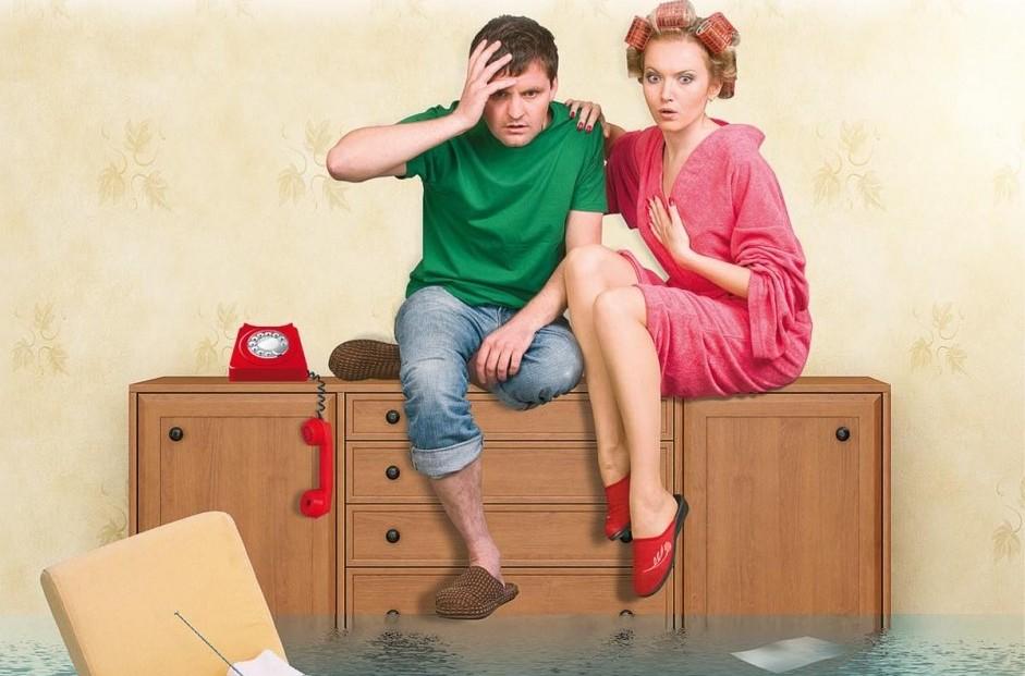 Помощь при возмещении вреда от затопления квартиры